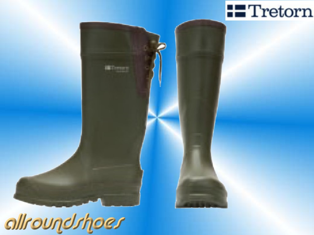 tretorn thule nordic gummistiefel mit echtem schafswollfutter ebay. Black Bedroom Furniture Sets. Home Design Ideas