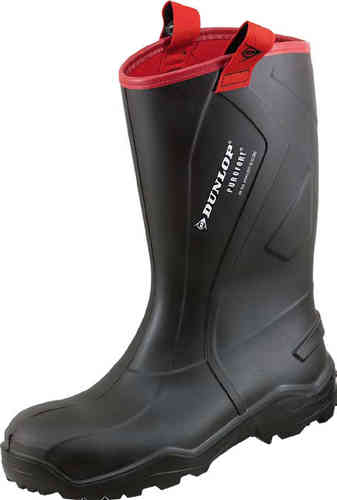 "DUNLOP ""Rugged""  PUROFORT+Sicherheits - Gummistiefel"