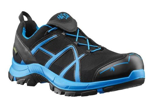 "HAIX ""Black Eagle Safety 40 Low black/blue"""