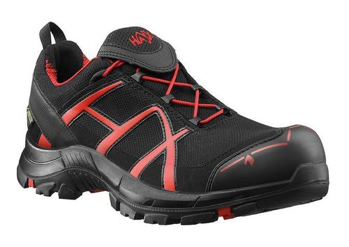 "HAIX ""Black Eagle Safety 40 Low black/red"""